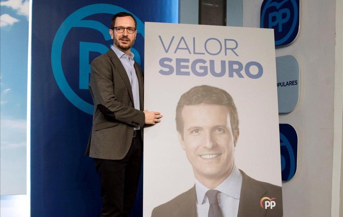 """Maroto creu que Sánchez demana l'abstenció """"amb la boca petita"""" perquè busca pactar amb ERC i Podem"""