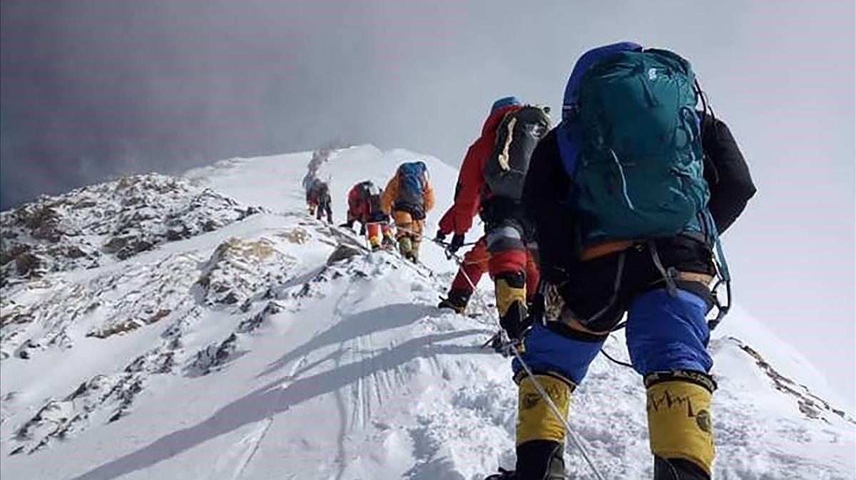 La xifra de morts a l'Everest augmenta a 10 en una setmana