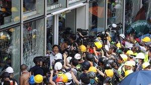 Pequín condemna l'atac i lamenta la tebiesa internacional amb l'assalt