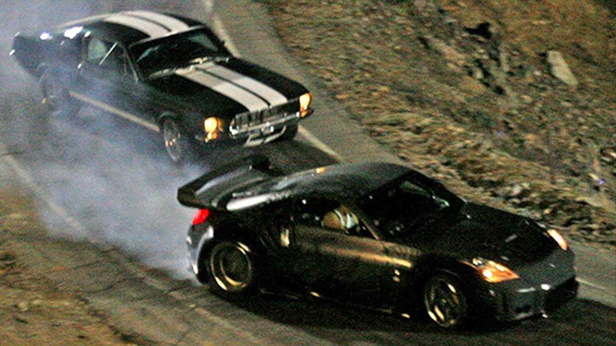 Cinc escenes motoritzades molt boges de 'Fast & Furious'