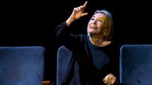 Núria Espert: «Lorca és com un bon vi»