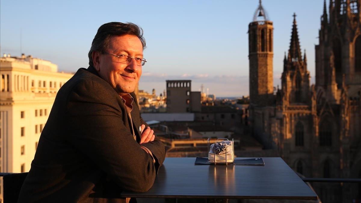 Carlos M. Duarte, galardonado con el premio Ramon Margalef de Ecología 2019.