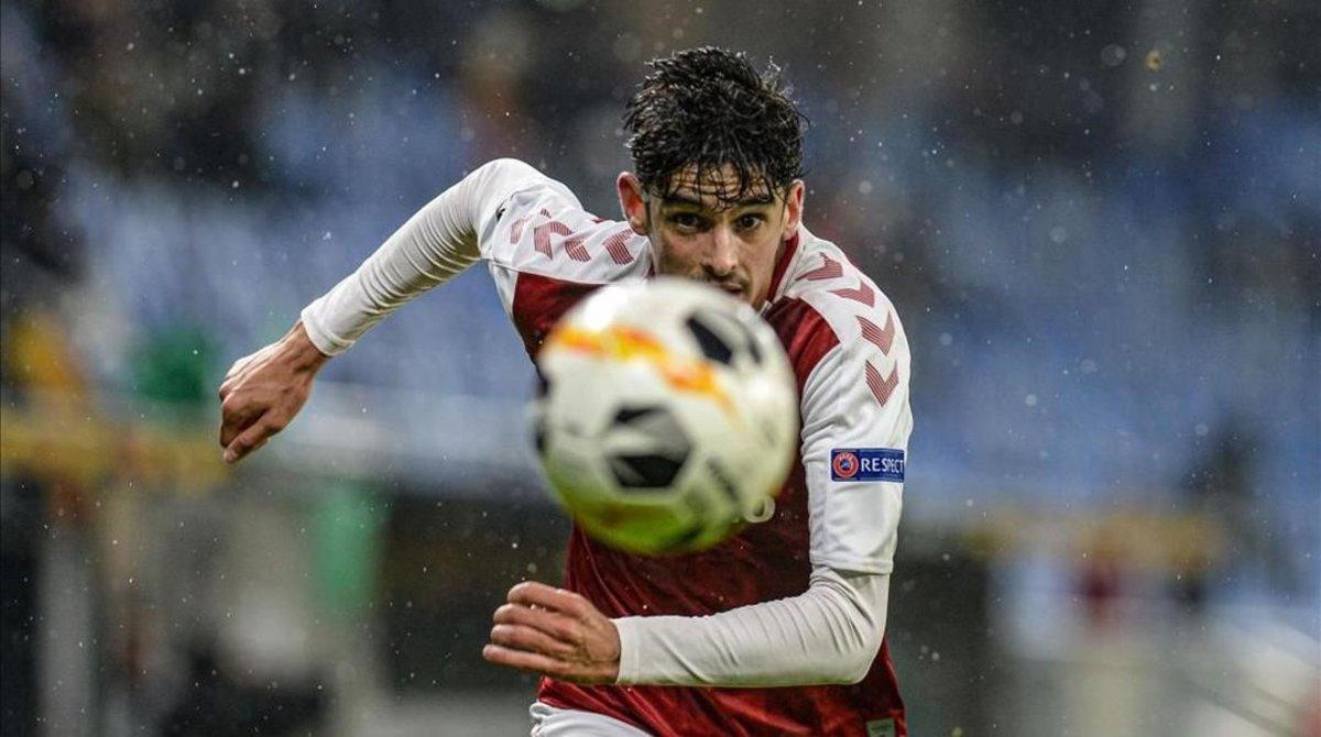Trincao: «No esperava fitxar pel Barça tan jove»