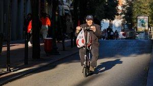Girona, Lleida i Tarragona també posen el focus en el patinet elèctric