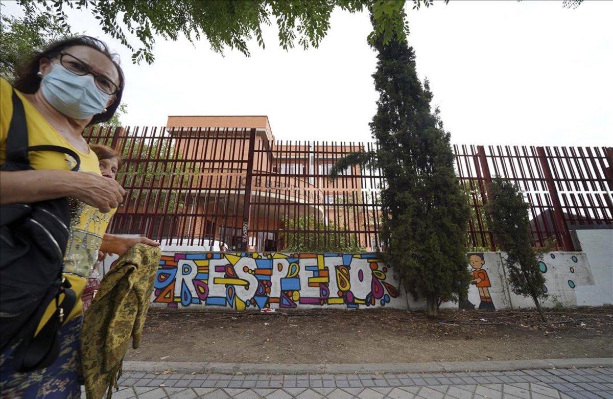 «A Madrid han abandonat el sistema educatiu a la seva sort»