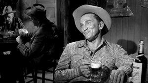 La Filmoteca recordará a Kirk Douglas con 'Los valientes andan solos'.