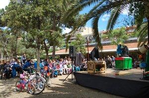 En el parque se ofrecerán espectáculos y talleres para toda la familia.