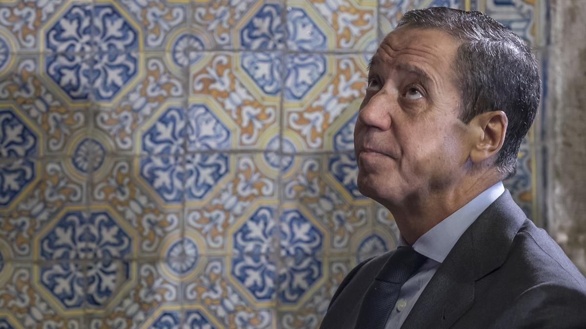 Zaplana torna a la caserna de la Guàrdia Civil a València i passarà a disposició judicial en les pròximes hores