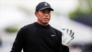 Horari i on veure el PGA de golf amb Tiger Woods