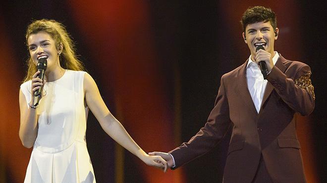 Amaia y Alfred, Tu Canción. Eurovision 2018