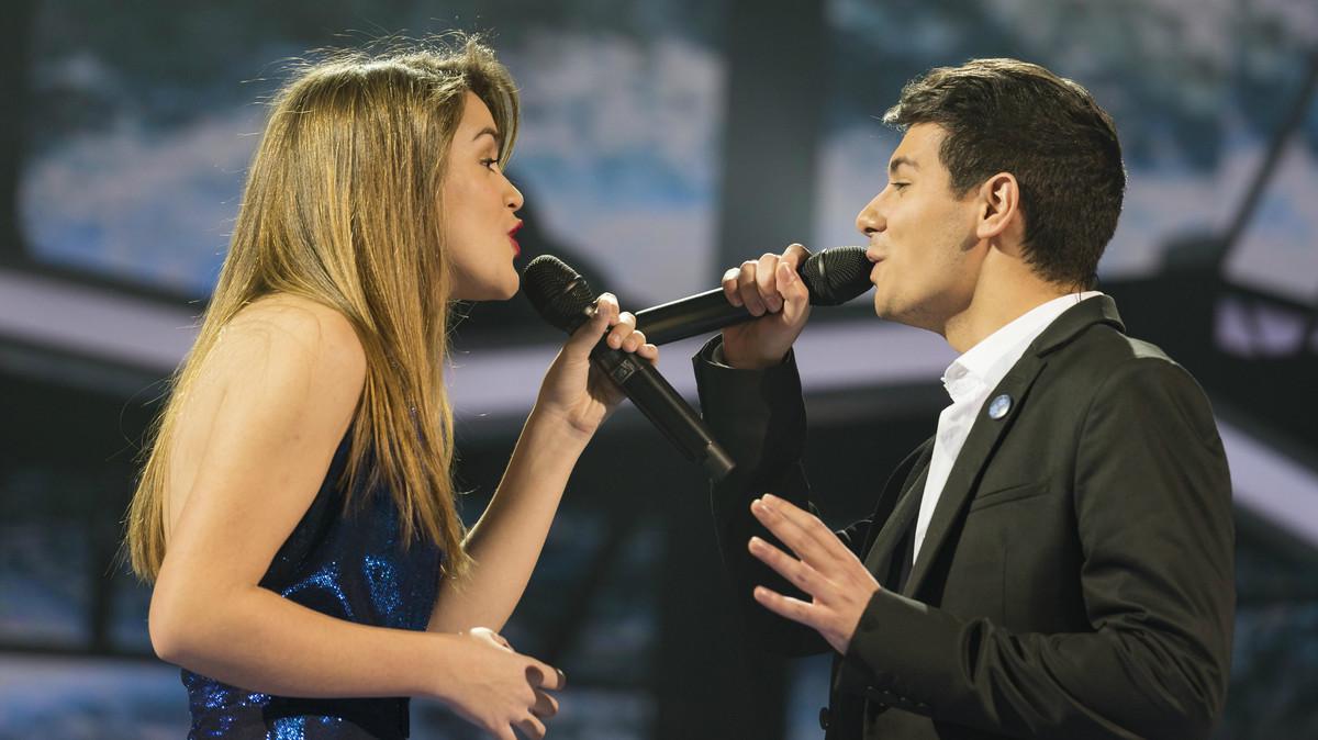 Amaia y Alfred interpretan Tu canción en la gala especial de OT 2018