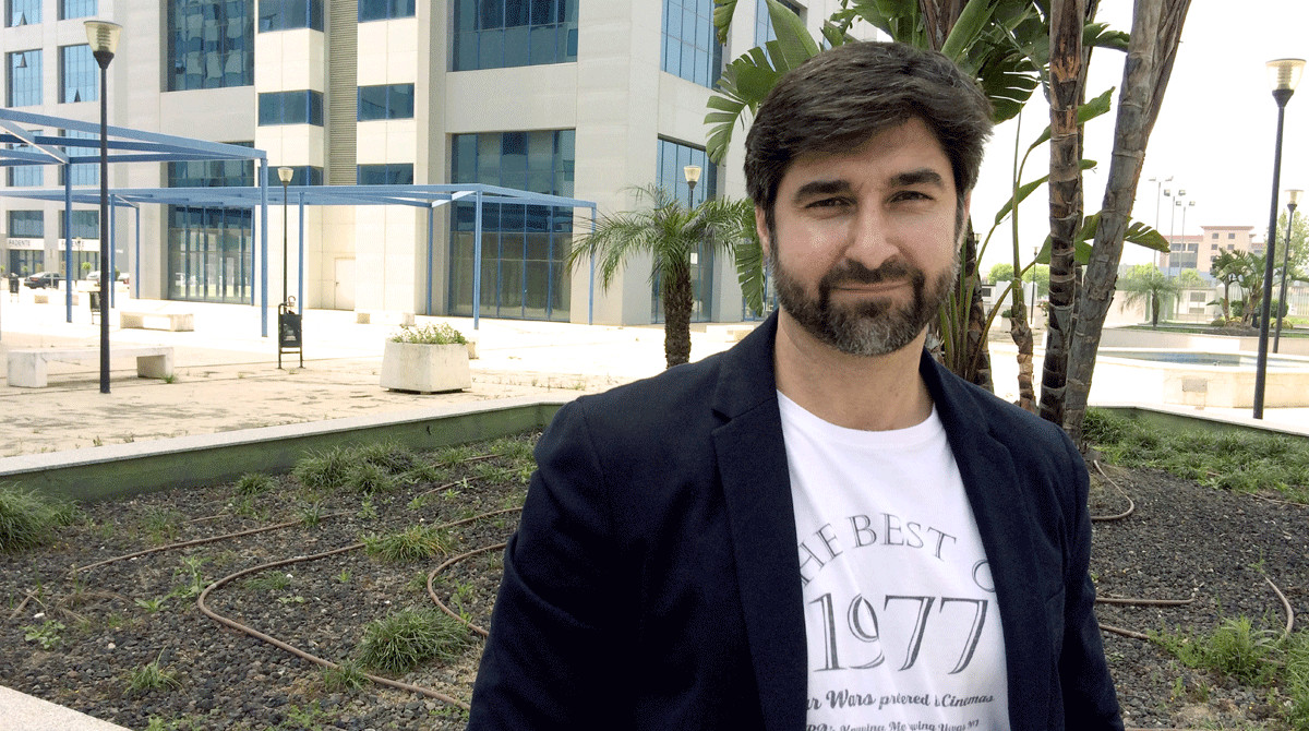 Andrés Pineda, CEO de la plataforma de márketing de influencers Fheel.