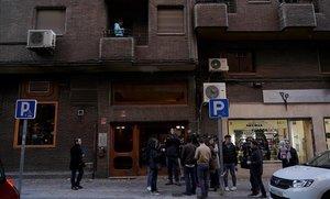 Apartamentos en la calle de Ramiro II, en Chamberí.