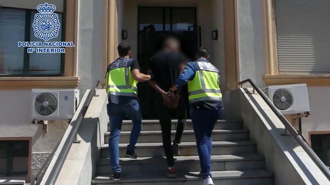 Detenido un miembro de una banda latina por nueve robos violentos en Madrid