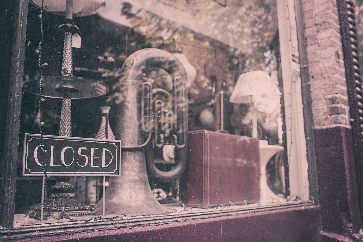 El Black Friday podría suponer el cierre definitivo de muchos pequeños comercios