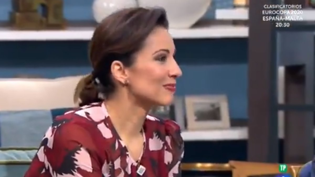Silvia Jato, nueva colaboradora de Máximo Huerta y directora de una fundación contra el alcoholismo