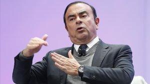Carlos Ghosn, presidente de Nissan y principal investigado.
