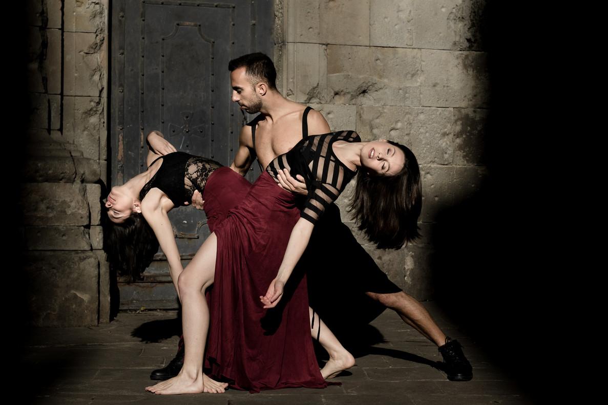 La nova Crea Dance Company de Maria Rovira estrena 'Carmina Burana' a Terrassa