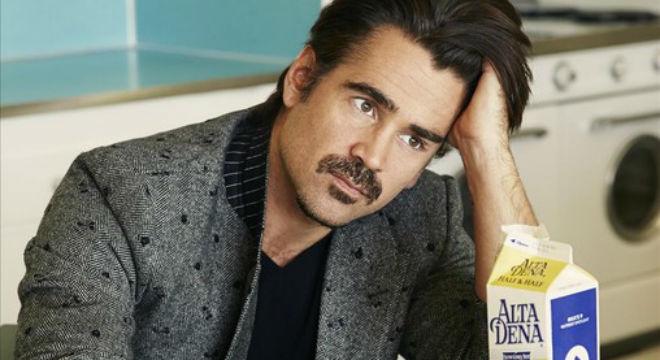 """Colin Farrell: """"Durante mucho tiempo me ha costado seguir las normas"""""""