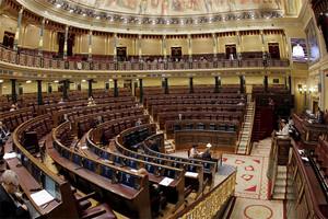 El Congrés dels Diputats.