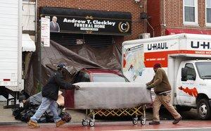 Nueva York sigue siendo la ciudad más golpeada en cuanto a muertos.