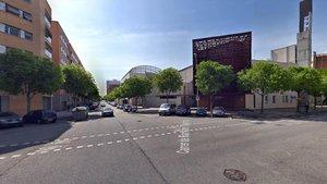 Cruce de las calles de Provençals y Ramon Turró