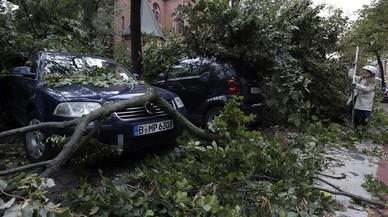 Una fuerte tormenta causa nueve muertos en Alemania y Polonia