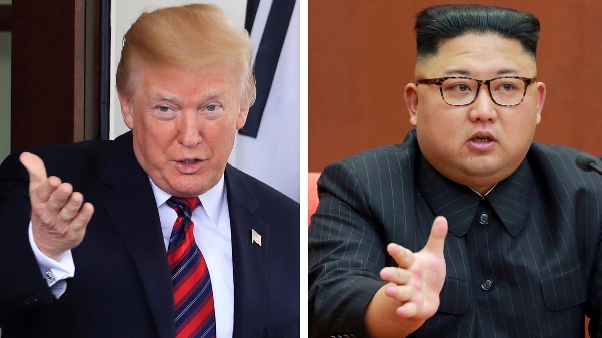 Líderes de las Coreas se reúnen para dialogar sobre cumbre con EU
