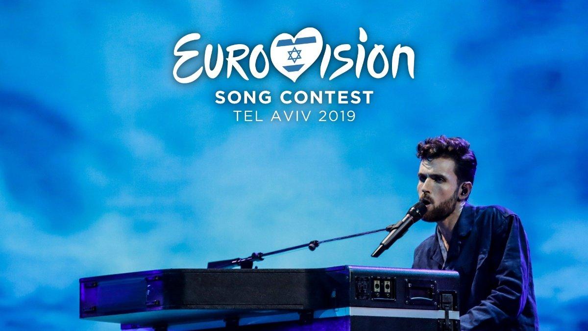 Duncan Laurence, representante de Países Bajos y máximo favorito para ganar Eurovisión 2019.