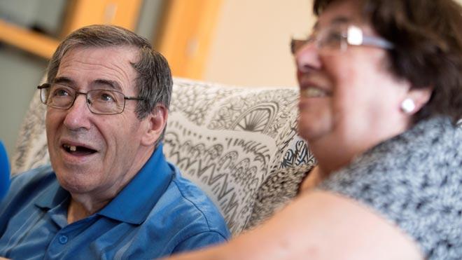 """Un veí de Malgrat de Mar malalt terminal de parkinson reclama el seu dret a """"morir dignament"""""""