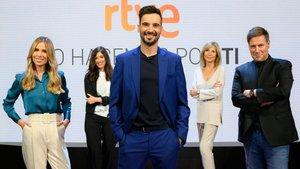TVE obre foc amb Plácido Domingo a 'La pr1mera pregunta'