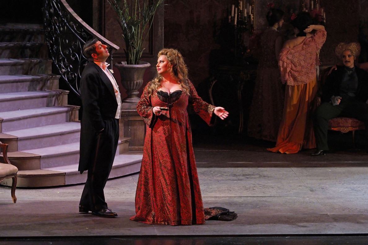 Estreno de Manon Lescaut de Puccini