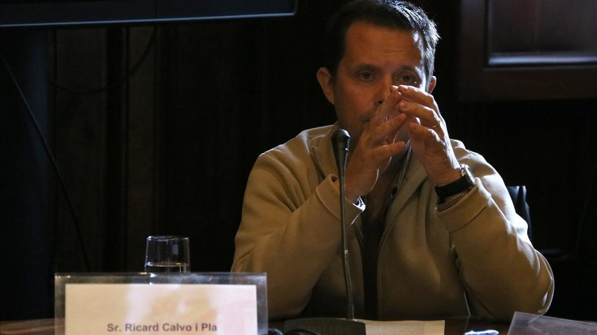 El exdirector de la DGAIA Ricard Calvo