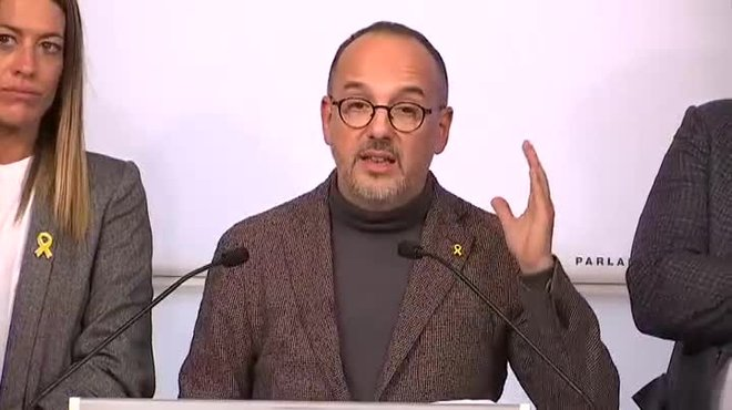 El PDECat confirma l'esmena a la totalitat als pressupostos de Sánchez