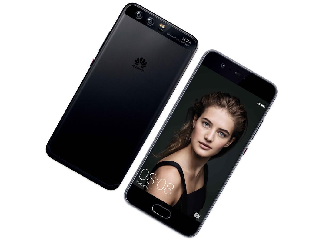 Huawei presenta el P10, su nuevo teléfono estrella.