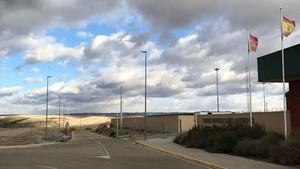 Imagen del exterior de la prisión de Estremera.