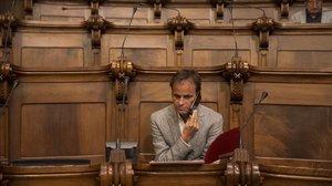Jaume Asens, cuarto teniente de alcalde del Ayuntamiento de Barcelona