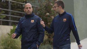 Piqué vol Gabri i Jorquera per al seu projecte a Andorra