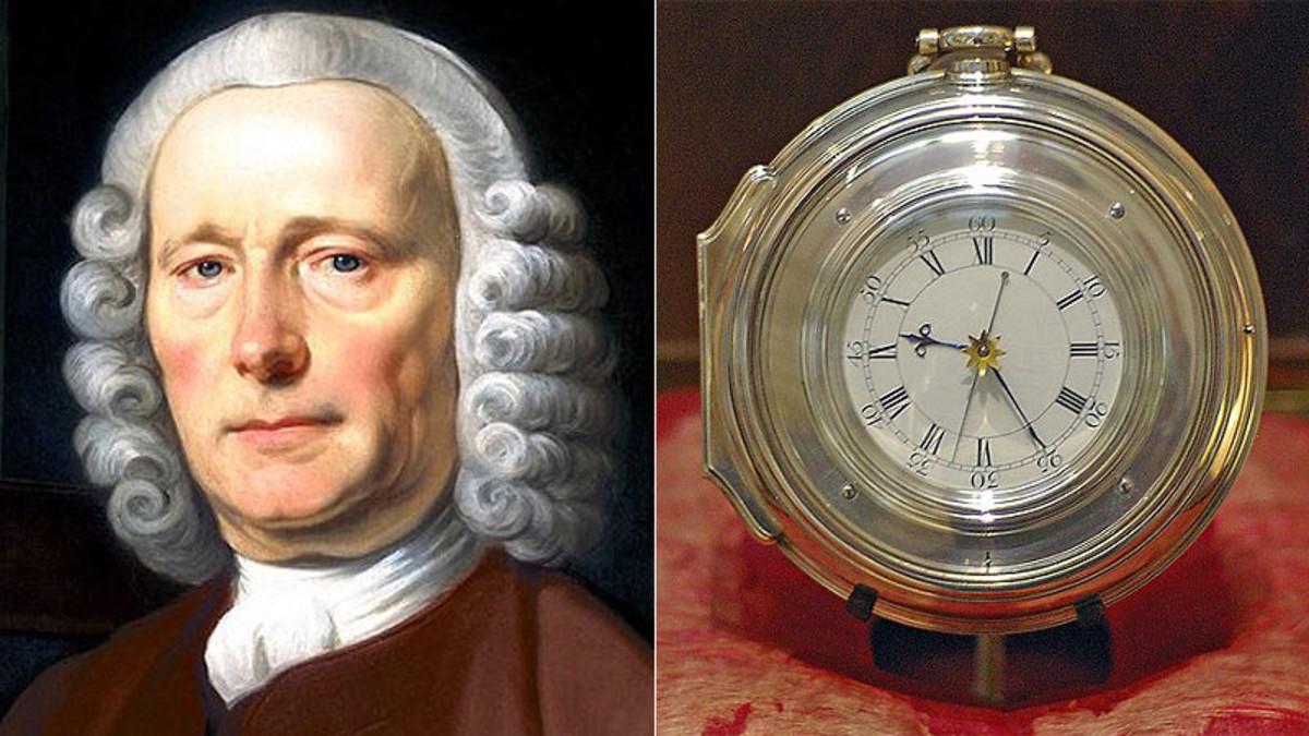 John Harrison, el rellotger que va crear el GPS del segle XVIII