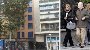 Una neta de Franco és propietària d'un edifici que va funcionar com a bordell