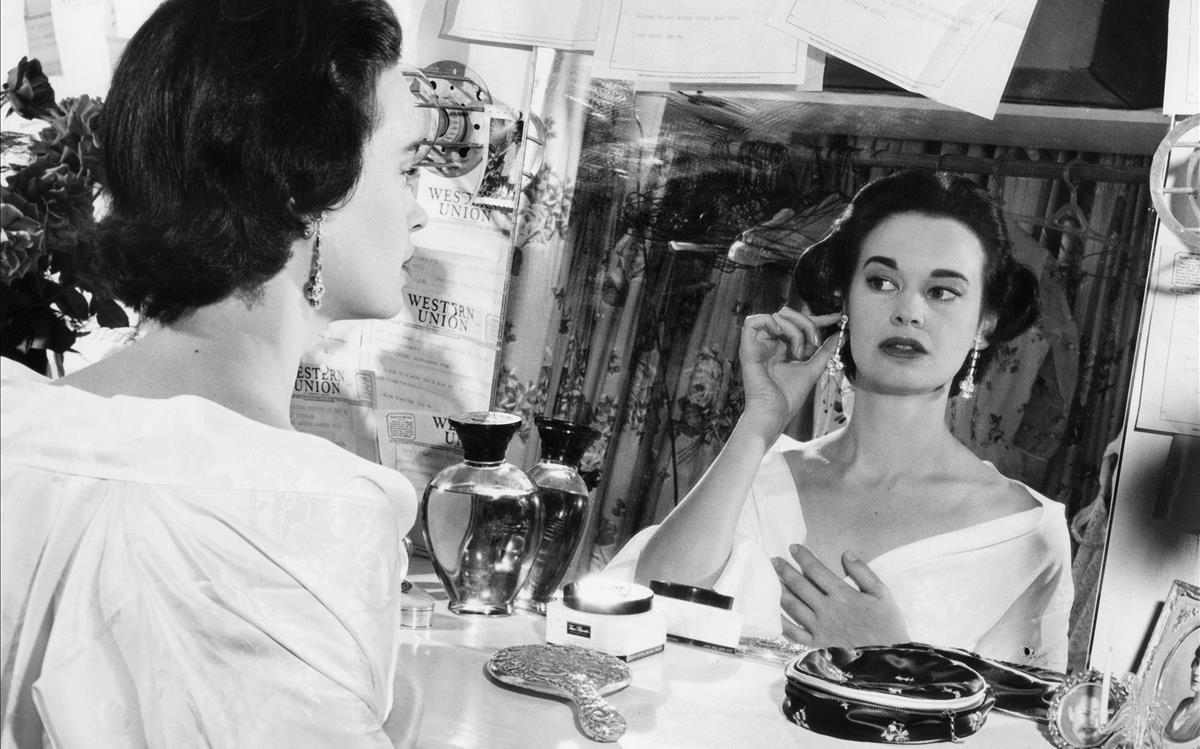 Gloria Vanderbilt, en 1954.