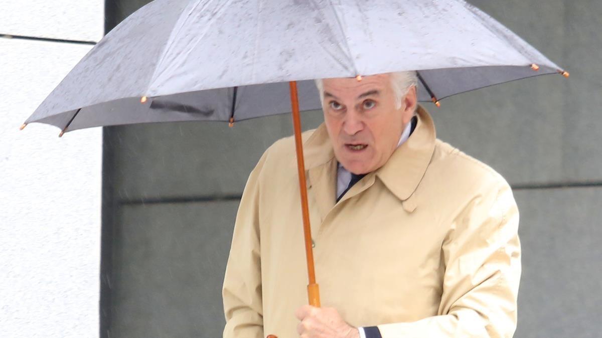La Audiencia Nacional dicta prisión incondicional para Luis Bárcenas