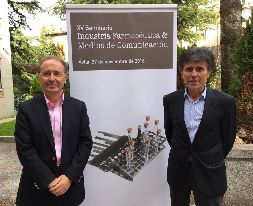 Martín Sellés y Humberto Arnés.