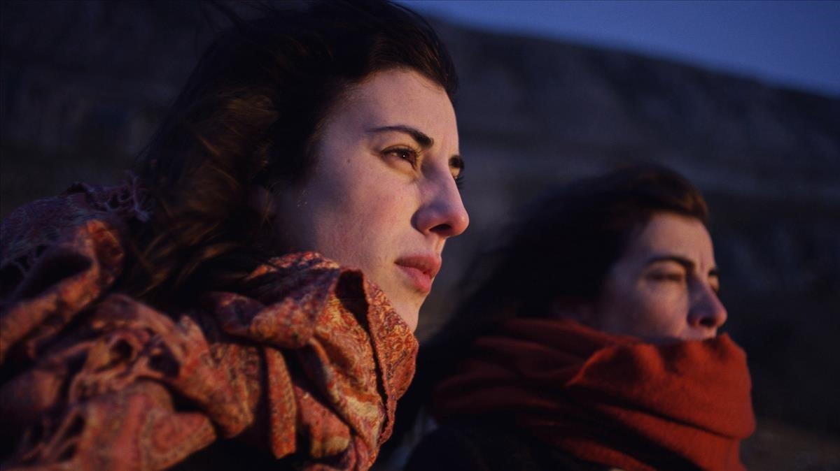 Meritxell Colell, directora de la película Con el viento.