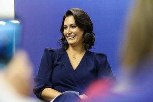La primera dama, Michelle Bolsonaro, pasó por un procedimiento quirúrgico estético.
