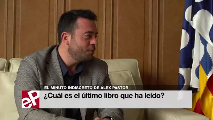 'El minuto indiscreto' de Álex Pastor, alcalde de Badalona.