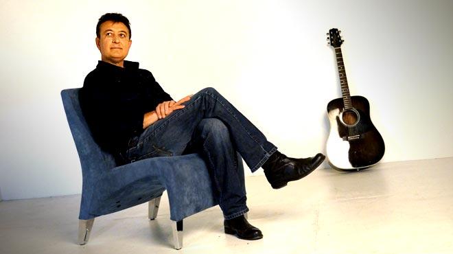 Manolo García 'rockanrolea'