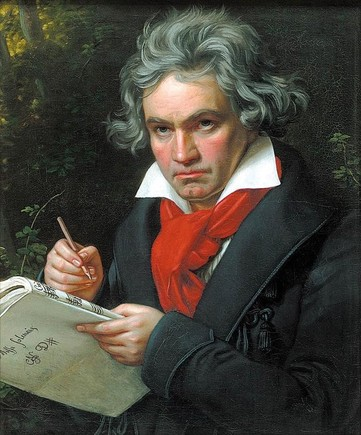 """Beethoven y su """"amada inmortal"""""""