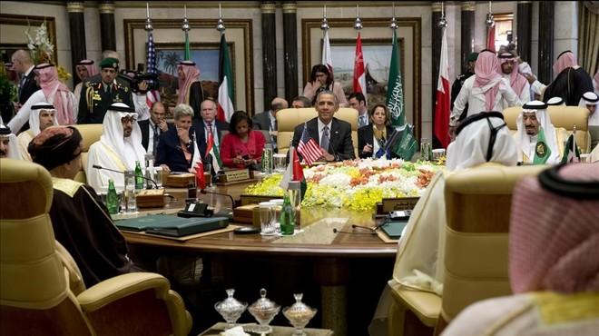Obama refuerza la alianza con los países del Golfo contra el Estado Islámico