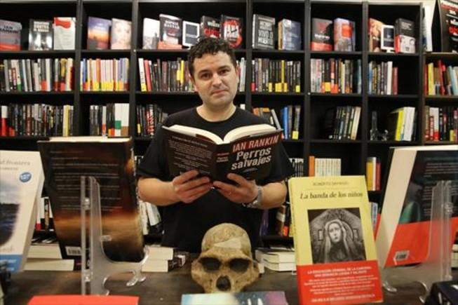 Una (otra) librería negra y criminal